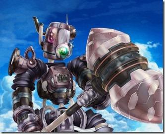 鋼鉄の重戦士 RZ-XV