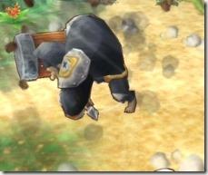 スキル1:垂直ジャンプ攻撃