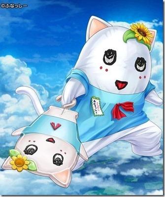 白猫プロジェクト 「ふにゃっしー」評価は?