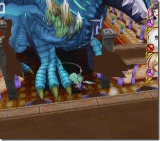 ドラゴン戦