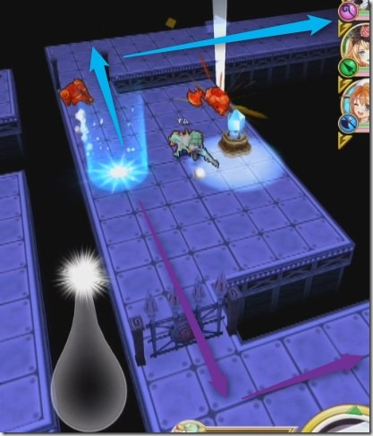 【白猫】ひつじのドリームフェスタ絶級攻略 ルートは青と紫どっち?