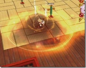 スキル2:光焔聖繚陣
